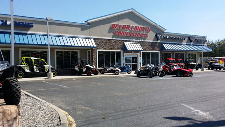 Honda Dealers Nj >> Dealership Information | Ocean County Powersports | Toms ...